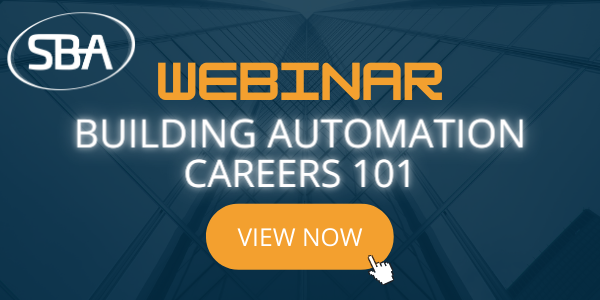 Webinar - Building Automation Careers 101